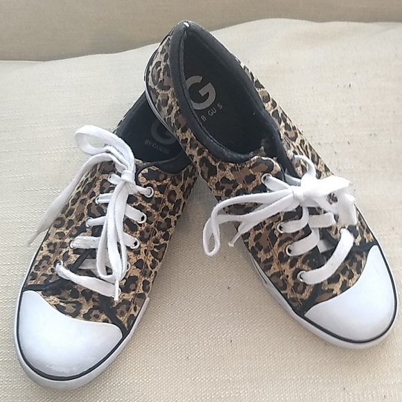 Guess Shoes | Guess Leopard Sneakers